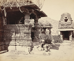 Old Vaishnava Temples at Eklinga